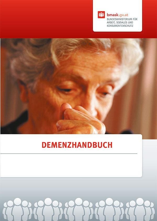 """Publikation """"Demenzhandbuch"""""""